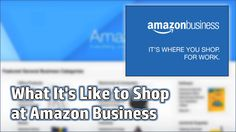 What It's Like to Shop at Amazon Business - February 17, 2016, 11:31 am at http://feedproxy.google.com/~r/SmallBusinessTrends/~3/g-zVbHCB-Kg/what-is-it-like-to-shop-at-amazon-for-business.html Imagination is everything. It is the preview of life's coming attractions. – Albert Einstein
