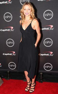 Cameron Diaz from 2014 ESPY Awards Arrivals | E! Online