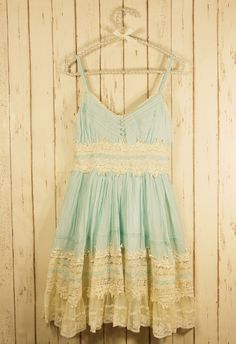 Got a Date Mint Lace Dress :)