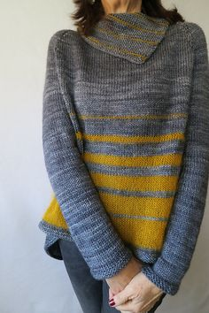 Swingback by Stephen West from knitcou2ure on Ravelry http://www.ravelry.com/projects/knitcou2ure/swingback
