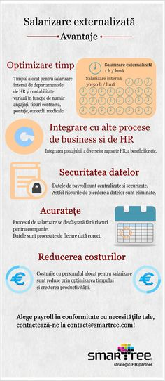 Avantajele externalizarii procesului de salarizare Human Resources, Integrity, Accounting, Software, Business, Business Illustration, Data Integrity, Beekeeping