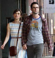"""Keira Knightley i Adam Levine w filmie """"Begin Again"""", fot. East News"""