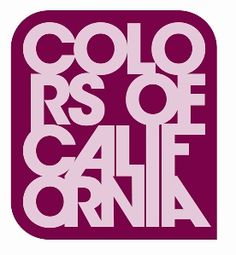 RAUM EDITION / COLORS OF CALIFORNIA / http://2url.kr/yYc