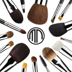 Merle Norman Makeup Artistry Brushes