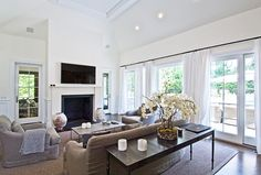 Interior Design Ideas: Paint ColorBenjamin Moore Mayonnaise.
