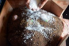 Prosciutto crudo Prosciutto, Bread, Food, Ham, Eten, Bakeries, Meals, Breads, Diet