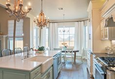 kitchen + dining area | Bella Vici
