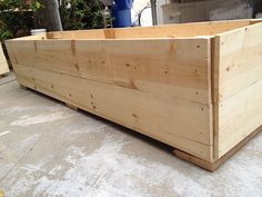 How To Build A Custom Planter Box