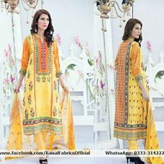#AmnaIsmail #SemiStitched #embroidered #Lawn #Collection2015 Price Rs 2,995/- pkr To place an order inbox us @ #facebook.com/faisalfabricsofficial For Further queries email faisalfabricsofficial@gmail.com  or call us +923333142222 add on WHATSAPP / VIBER #Vol1 #Fashion2015 #asian #asianclothes #asianwear #pakistanifashion #desifashion #new #pakistanicouture #pakistanistreetstyle #desibeautyblog #print #fashionblogger #designers #styleblogger #shalwarkameez #luxury #designerscouture…
