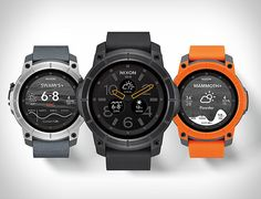 Nixon have released a smartwatch built for adventurers, the World´s first action…