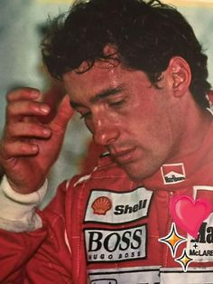 Beautiful Ayrton
