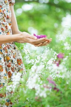 the colors in the meadow are like the meadow in my vision. So are the gentle caring hands and symbol of love