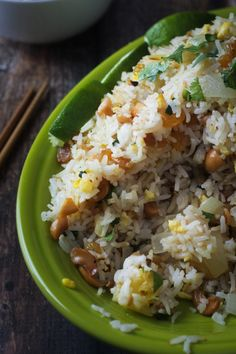 Paradise Fried Rice - made this again last night for a dinner party and everyone love it.