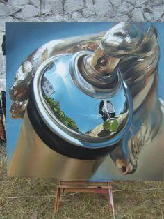 Street art : Sélection de peintures de l'artiste allemand Tasso : photos de street-art - Live! by FatCap