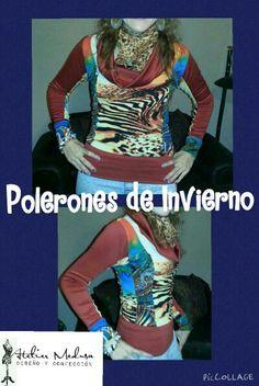 Polerones de invierno Membrillar 455 Curico/ chile Facebook carolina olivier diseños