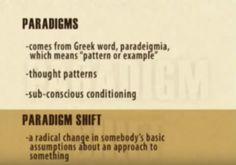 1 Paradigms