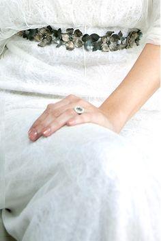Lia Terni, elegancia para novias | Con tacones y de boda