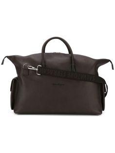 SALVATORE FERRAGAMO Classic Holdall.  salvatoreferragamo  bags  shoulder  bags  hand bags   9e16e563fab44