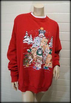 Tacky Kitten Sweater