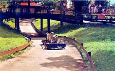 Adventureland in Addison, Illinois this place was the best...besides Riverview