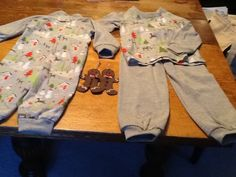 Matching pjs for great nephews