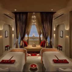 My dream massage room!