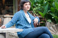 Girl Friday Cardi by mercedesknits, free pattern