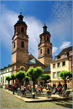 Miltenberg, Deutschland.