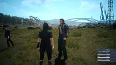 Some Personal Theory for Final Fantasy XV
