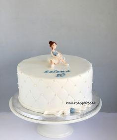 Marsispossu: Ballerinakakku, Ballerina cake