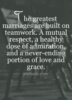 Marriage quotes, marriage advice, love and marriage, breakup advice, rela. Life Quotes Love, Best Love Quotes, Life Sayings, Awesome Quotes, Favorite Quotes, Marriage Advice, Love And Marriage, Successful Marriage, Happy Marriage