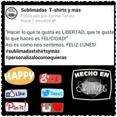 #sublimadastshirtsymás  #personalizalocomoquieras