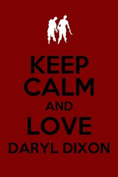 Oh I definitely love Daryl Dixon! :)