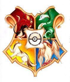 Which House Do You Belong To?