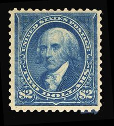 HB Philatelics has this available on Collectors Corner - Scott# 277, 1895 $2 Bright blue, PSE NG 0, Mint OGph