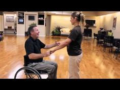 I loved this video because it shows that people who use wheelchairs can also enjoy dancing. This video shows how a man named Ray Leight created a ballroom dancing curriculum for wheelchair users to dance with able-bodied partners. Ballroom Dance Lessons, Ballroom Dancing, Close Caption, Mental Health Problems, Dance Teacher, Wheelchairs, Guy Names, Ballet Dance, Curriculum