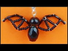 Although making and designing great jewelry involves some similarities with developing other types such craftsmen and craft fashion jewelry, one needs to master other skills to be a successful great jewelry designer. Diy Halloween Party, Halloween Beads, Halloween Patterns, Halloween Jewelry, Holiday Jewelry, Fall Jewelry, Jewelry Crafts, Halloween Earrings Diy, Pagan Jewelry