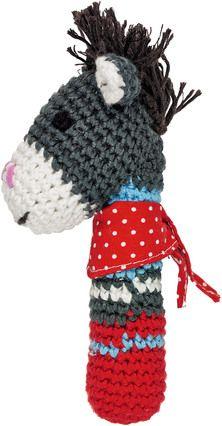 Babyglück Minirassel Esel » Rassel - Jetzt online kaufen | windeln.de