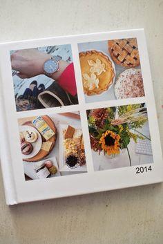 Blurb Instagram Photo Book 2014 @blurbbooks