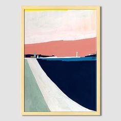 Mizuki Goto Prints - Landscape #westelm