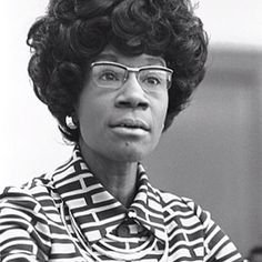 Shirley Anita St. Hill Chisholm In 1968, became the first black woman elected to Congress.