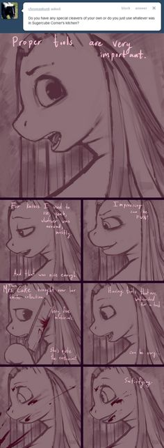 Ask Pinkamena
