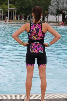 Graffiti Tri Bottom Bicycle Crafts, Tri Suit, Triathlon Clothing, Compression Pants, Cycling Outfit, Tankini, Graffiti, Sportswear, Shorts