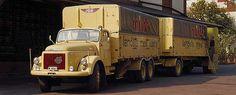 Volvo truck, N86 and N88 - 1960