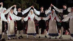 Μανέτας, Κεφαλλονιά (Εξωρ.& Πολιτ. Σύλ. Οικισμού Εκτελωνιστών Αλίμου) 2016 Folk Dance, Festive, Dancing, Greek, Costumes, Songs, Traditional, Clothes, Dresses