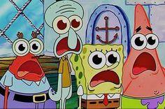 Spongebob,Patrick,Squidward, and Mr.Krabs are all amazed at One Direction. Enfj, Mbti, Body Pump, Mr Krabs, Pineapple Under The Sea, Into The West, Irish Dance, Favim, Spongebob Squarepants