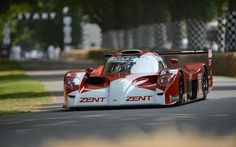 Toyota Sports Cars GT-One photos