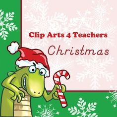 Amazing collection of 46 Christmas cliparts designed for teachers. Enjoy the season with amazing designs that will motivate your students by illustrating their stories, design covers for their reports or to create invitations, cards and similar projects. Classroom Activities, Learning Activities, Teaching Resources, Spelling Worksheets, Worksheets For Kids, How To Get Followers, Create Invitations, Clipart Design, Christmas Clipart