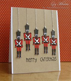 Christmas card❣ Lucy Abrams • Flickr