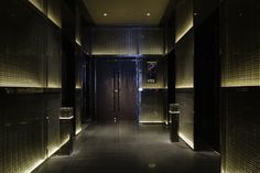W Hotel Guangzhou AND Indesign Lift Lobby